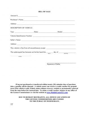 Car Bill Of Sales Car Bill Of Sale Car Bill Of Sale Form Template - Automotive Bill Of Sales
