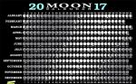 Calendar Printable Moon Phase