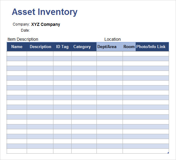 15+ Free Inventory templates  Samples in Excel spreadsheet
