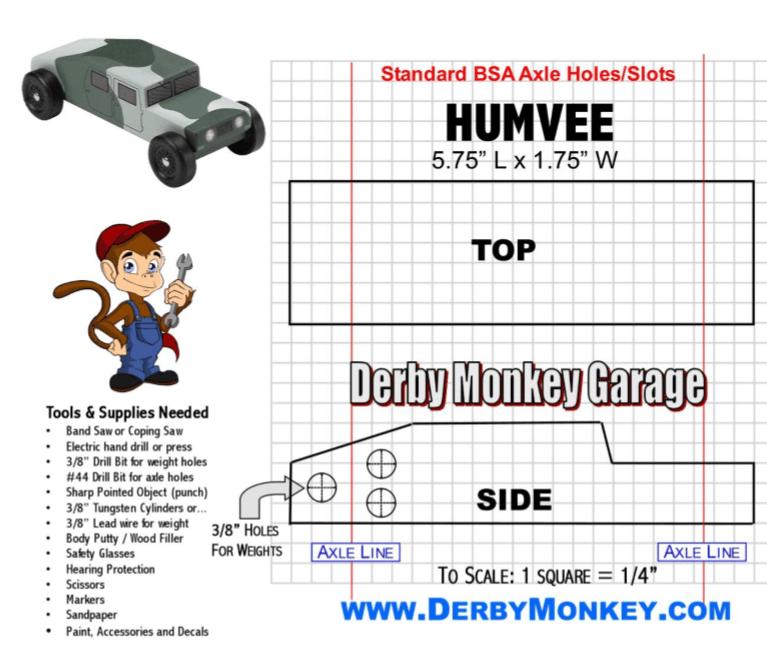 25+ Pinewood Derby templates for Cars Design   Printable Calendar ...