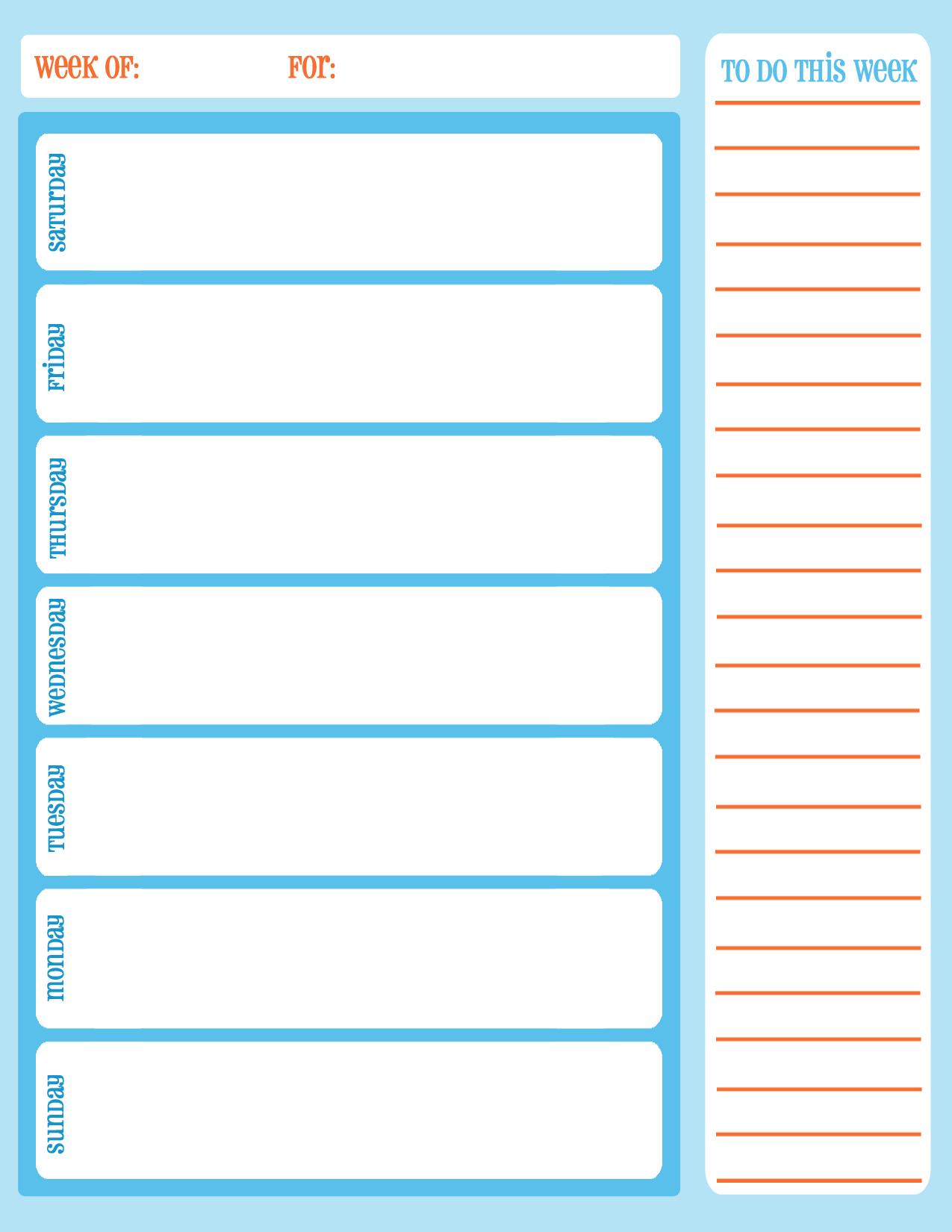 Free blank schedule calendar printable templates printable blank schedule calendar publicscrutiny Images