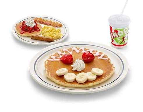 Kids Eat Free At IHOP! - Printable Coupons and Deals