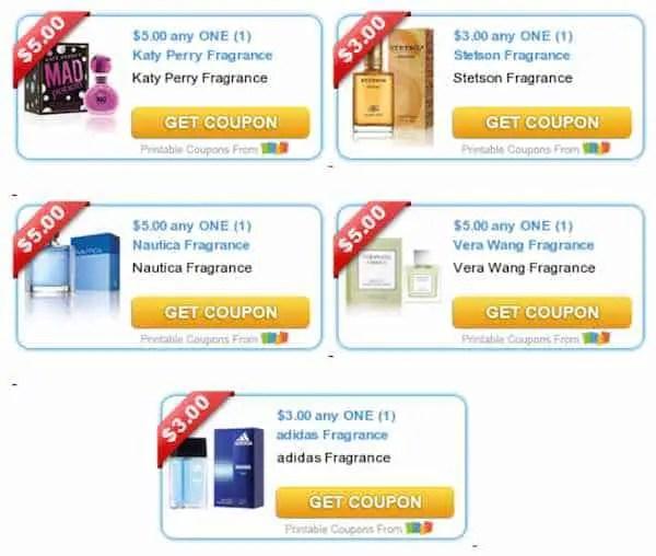 Printable Coupons and Deals \u2013 Adidas Fragrance Printable Coupon