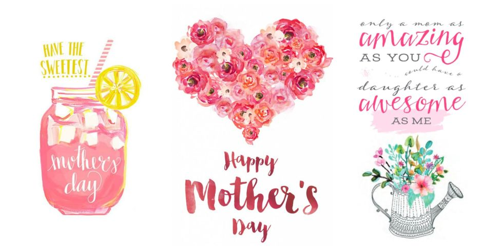 Printable mothers day cards online Download Free Printable Graphics - online printable mothers day cards