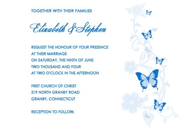 free wedding invitations borders - Yelommyphonecompany