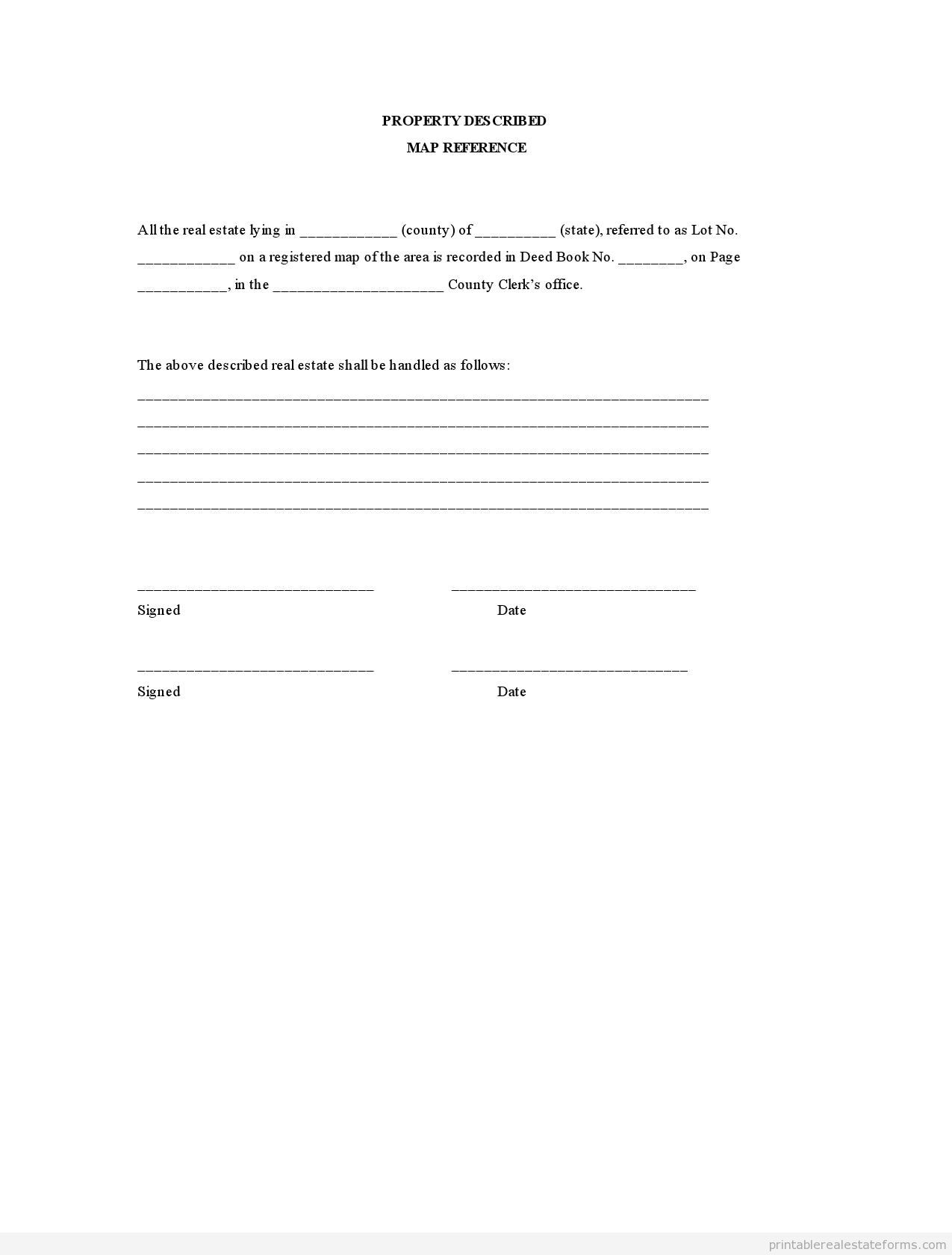 Bill Of Sale Form Land – Bill of Sale for Land