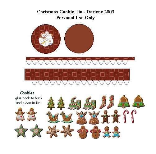 Dollhouse Printables For Christmas Christmas Printableslife In