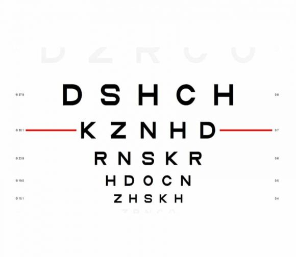 Eye Chart Template Inspirational Eye Chart Art My Sight Grows Dim - eye chart template