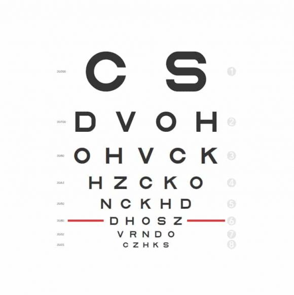 Fine Eye Chart Template Inspiration - Professional Resume Examples - eye chart template