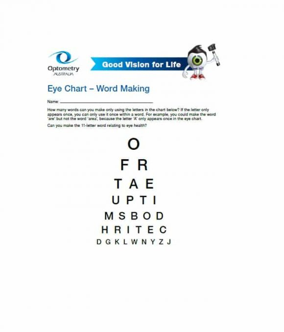 Diamond Size Chart Template oakandale - eye chart template