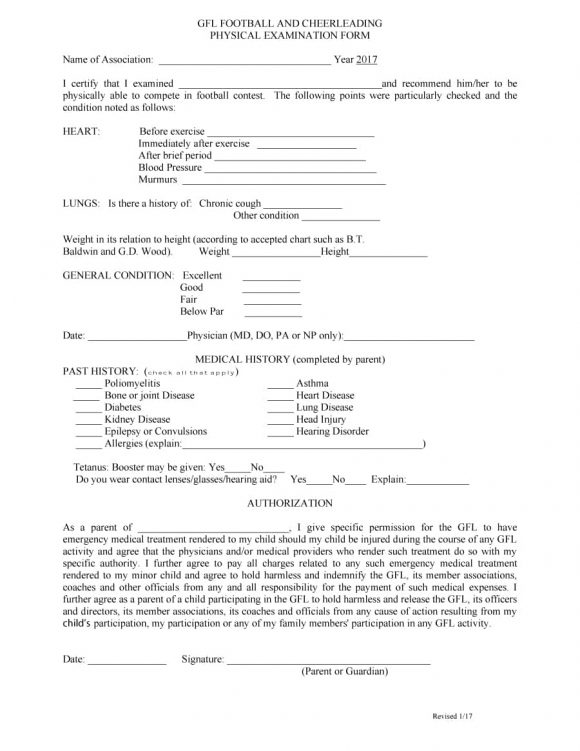 physical exam form for school khsaa sports physical form 201713