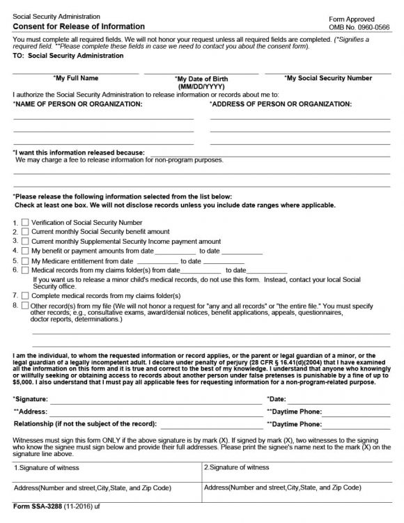 40+ Medical Records Release Form (Release of Information)