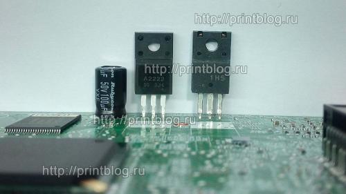 Транзисторы Epson WF7510 7515