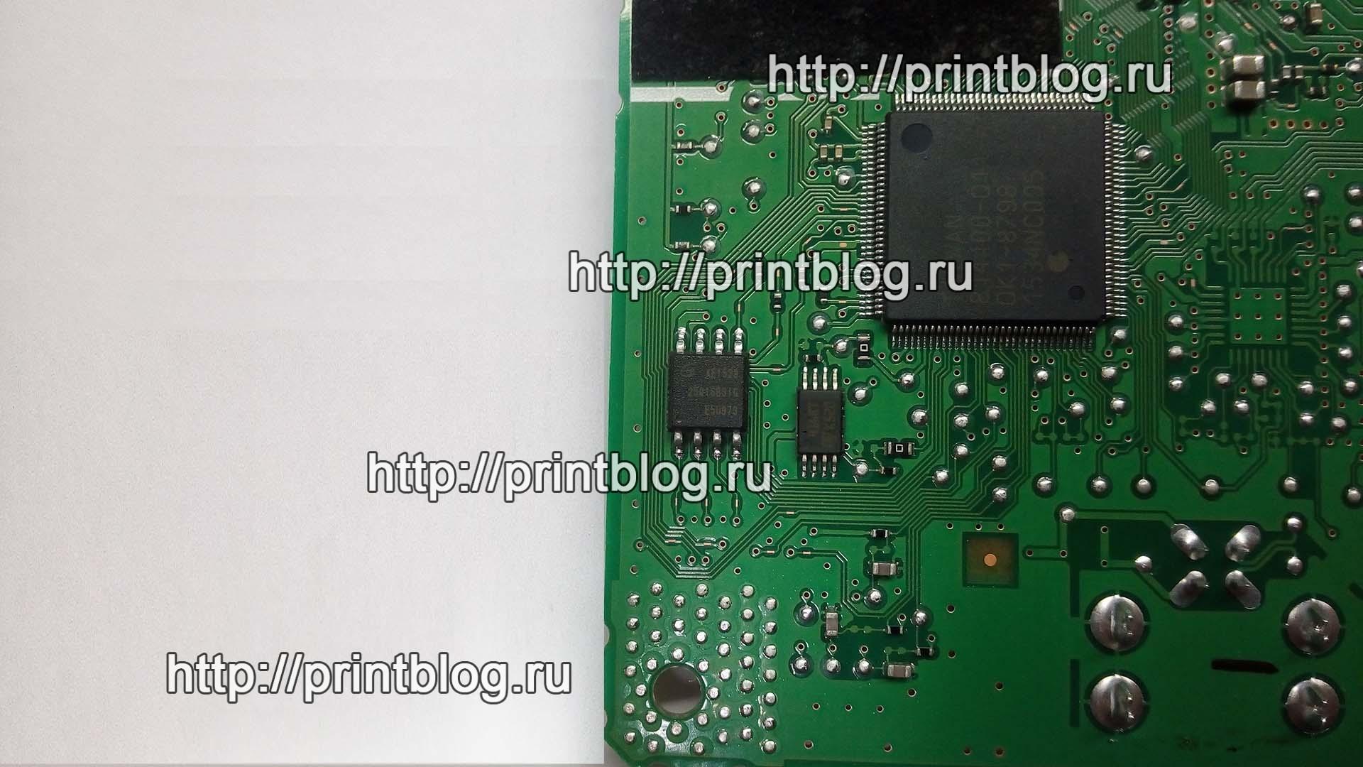 Canon PIXMA G3400, G2400, G1400 сброс ошибки 5B00 (памперс, отработка), сервисный режим, дампы от G3400, G2400, G1400