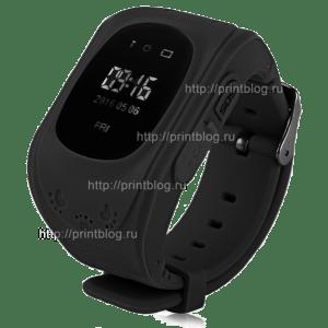 Детские смарт часы (OLED) Smart Baby Watch Q50 с GPS локатором