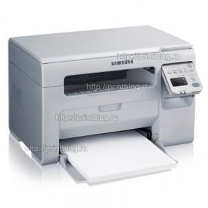 Прошивка для Samsung SCX-3400 \ SCX-3405