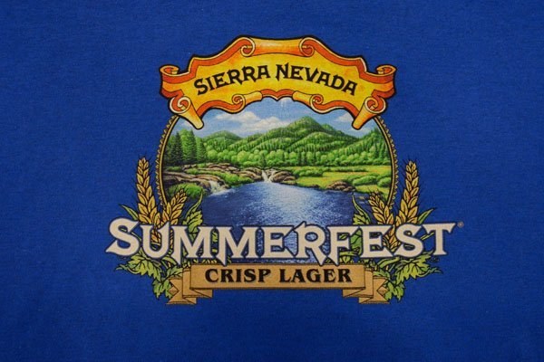 Sierra Nevada summerfest shirt
