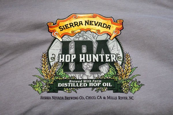 Sierra Nevada hop hunter print