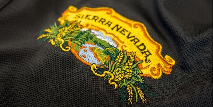 Sierra Nevada Embroidey