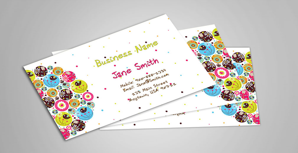 Babysitting and Day Care Business Cards Babyshower Designs - baby sitting cards