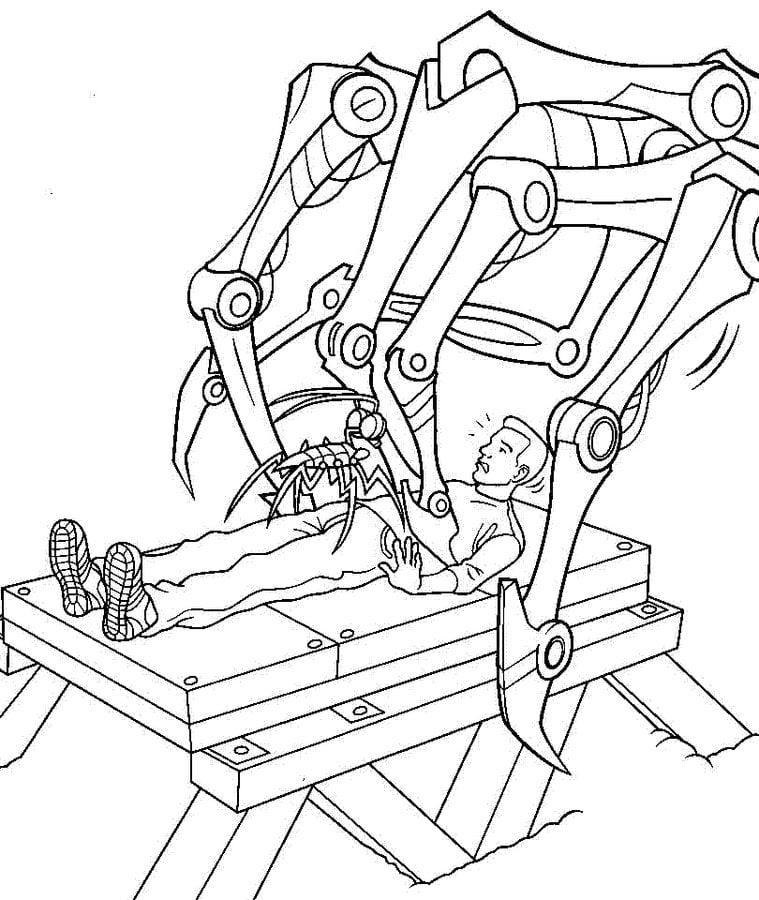 Disegni da colorare: Transformers stampabile, gratuito