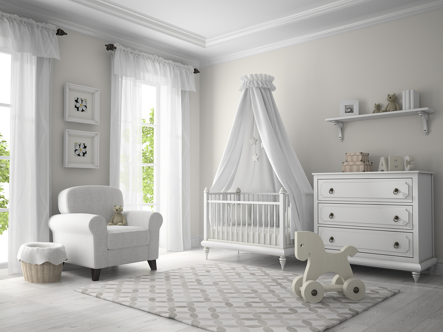 Babyzimmer Inspiration Baby Room Wall Décor Ideas: Tips For Careful Parents
