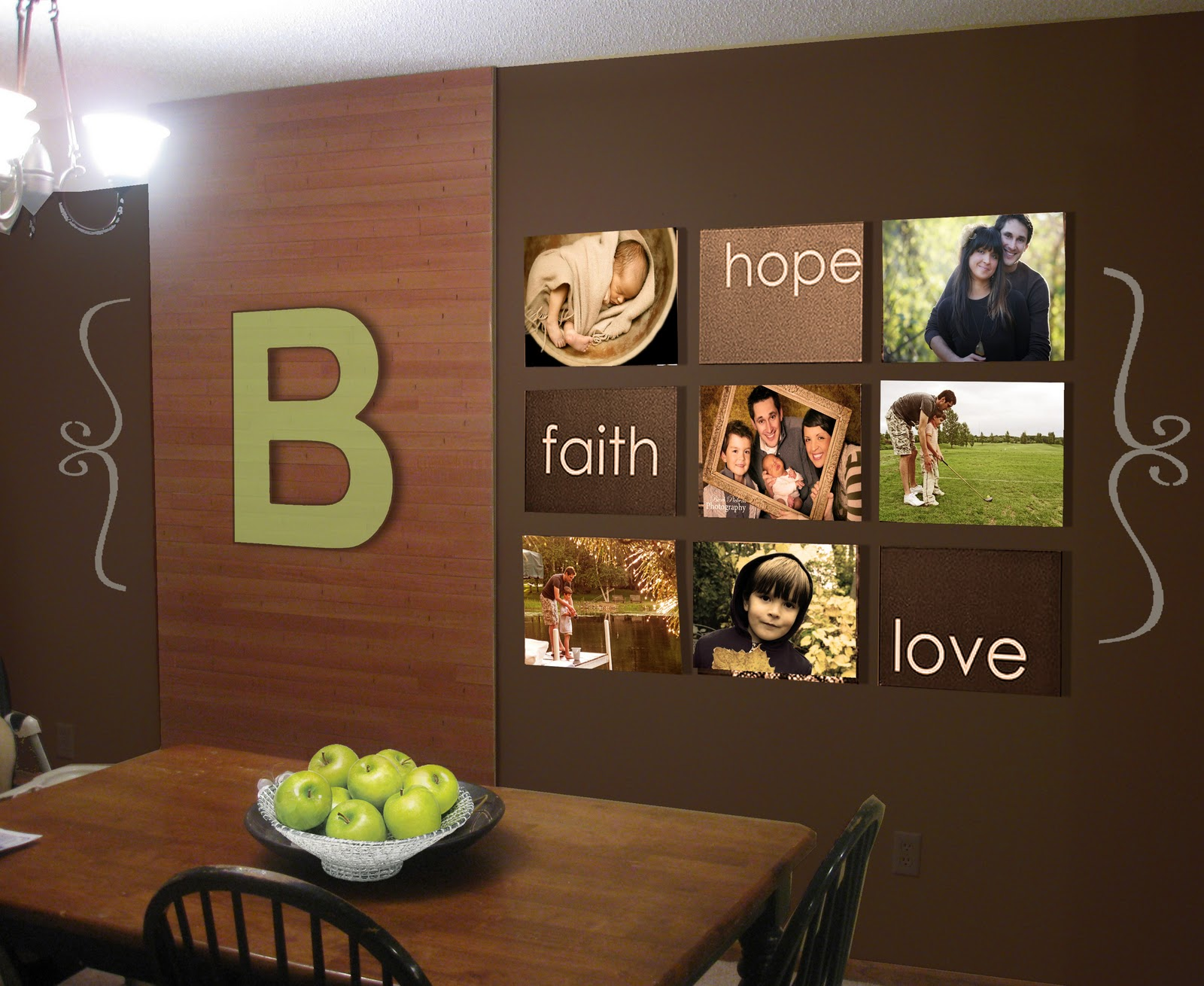 Foto Decoration What Are Inexpensive Kitchen Wall Decor Ideas
