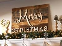 How to Enhance Home with Christmas Wall Decor ...