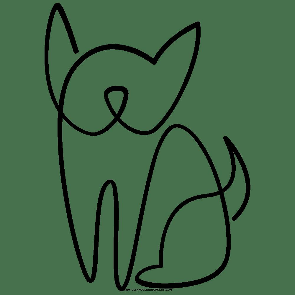 Bulldog Francese Disegni Da Colorare