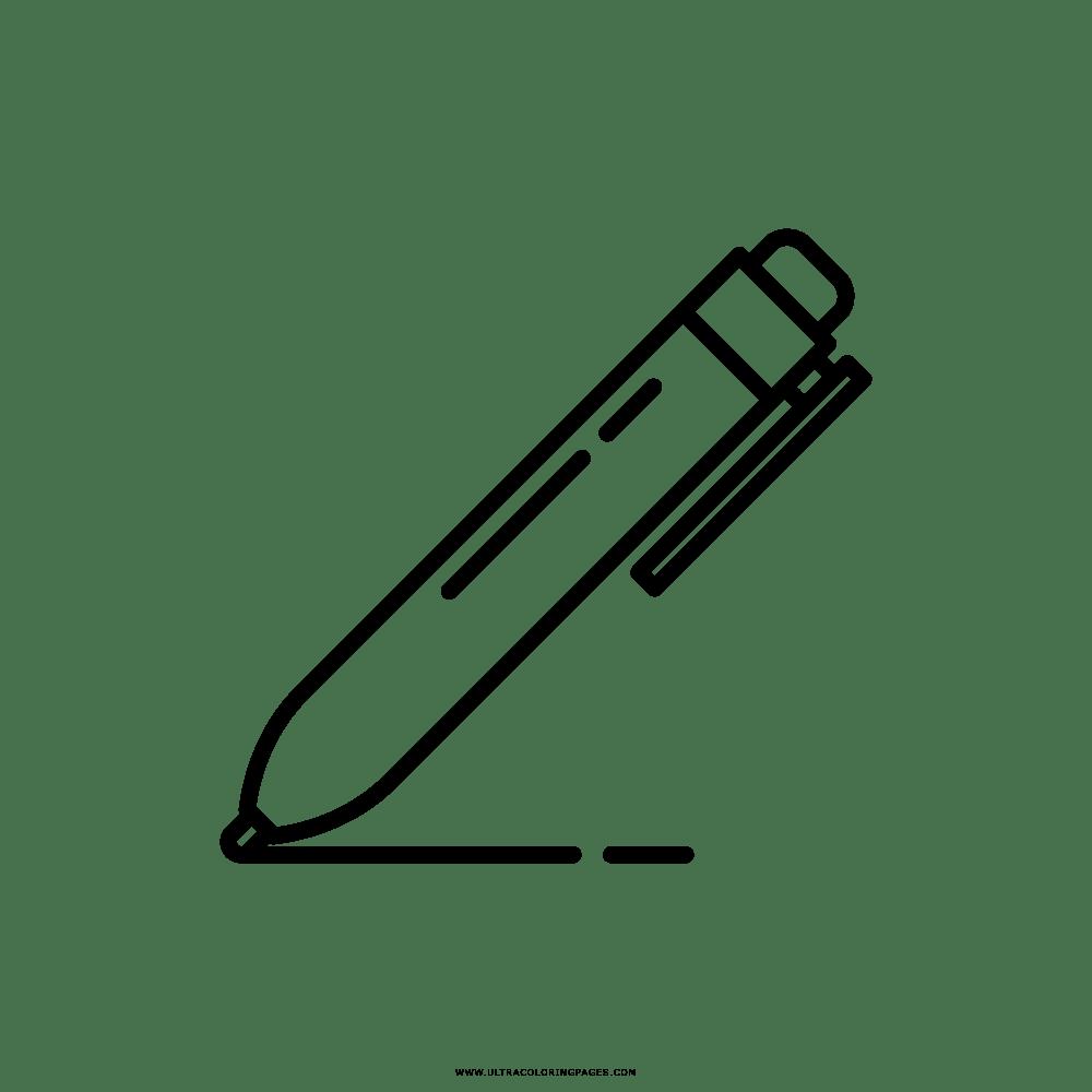 Penna Disegni Da Colorare