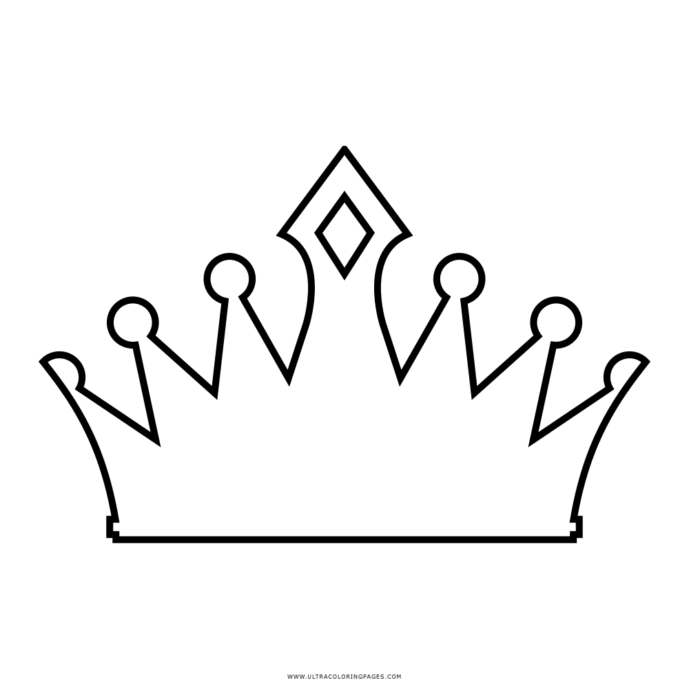 moldes de coronas de princesas para imprimir molde corona