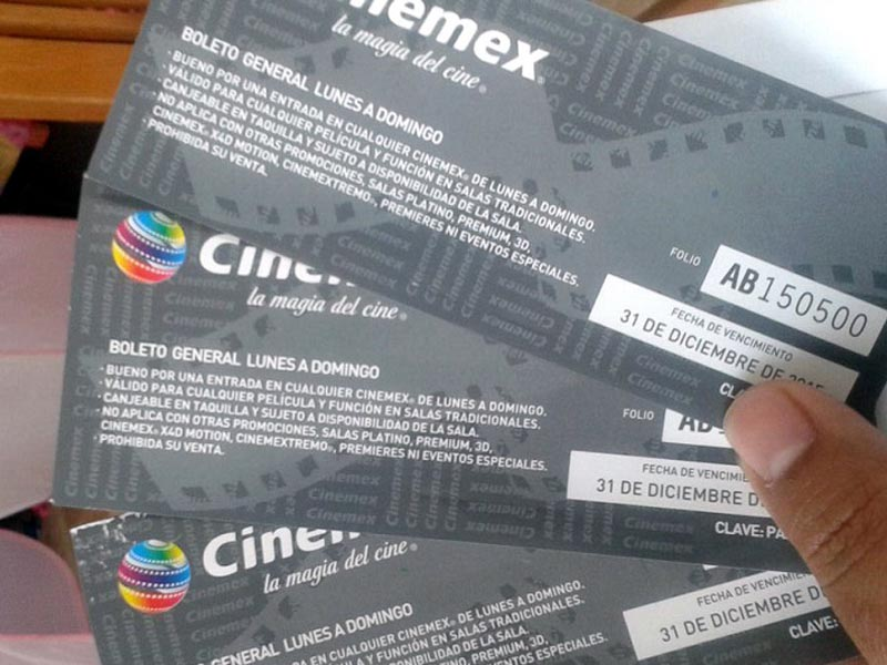 Impresión de Boletos en Panamá - Print Shop - como hacer boletos para un evento