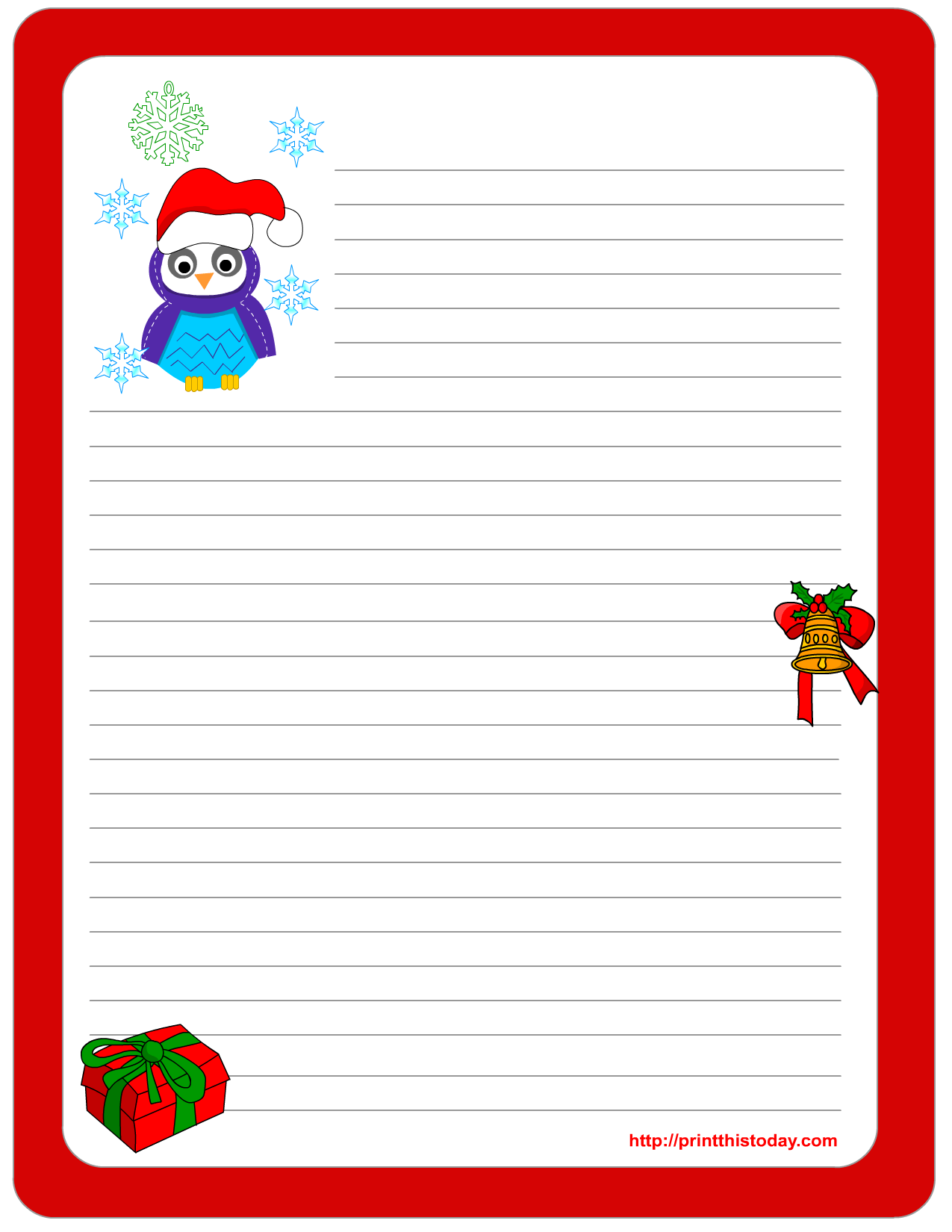 Doc419542 Free Printable Christmas List Template  keep