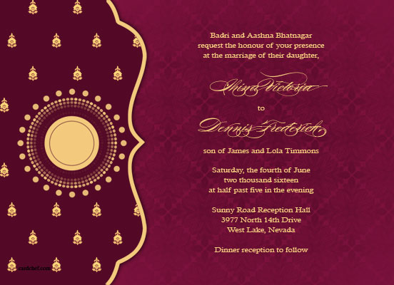 Invitation Card Design And Printing Printing Tips And Solution » Blog Archive All About Design