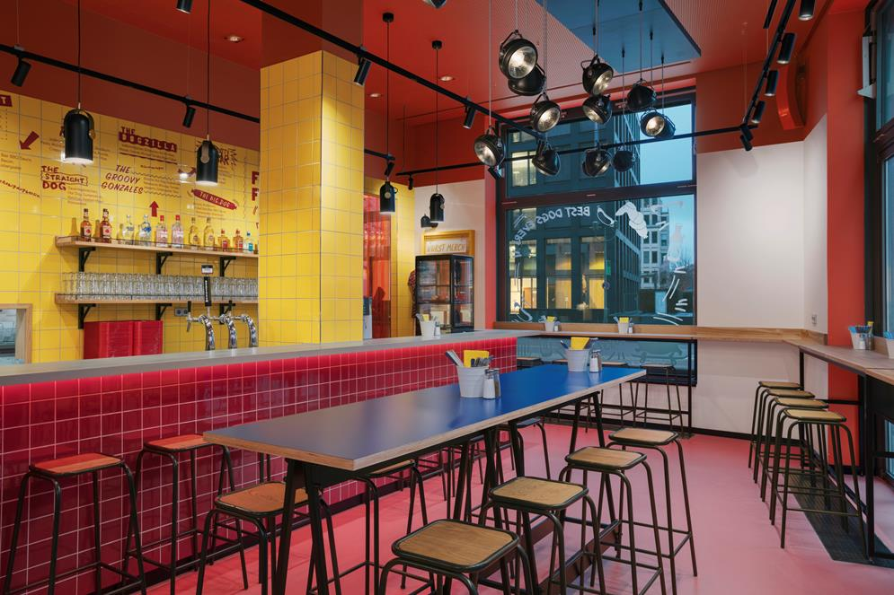 Amerikanische Restaurants Hannover Burger Amerikanische Restaurants: He Big Dog , Berlin - | Prinz.de
