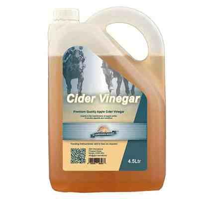 Apple Cider Vinegar 4.5L