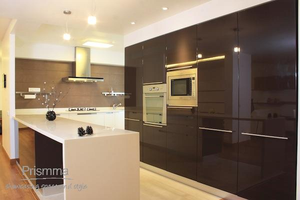 Kitchen Interior Design Online Bangalore Architect: Grey Scale Architecture Studio