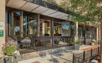 Historic building updates storefront with Kolbe Folding ...