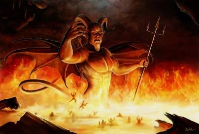 The Unholy Bible: Yahweh as Satan | Prison Planets