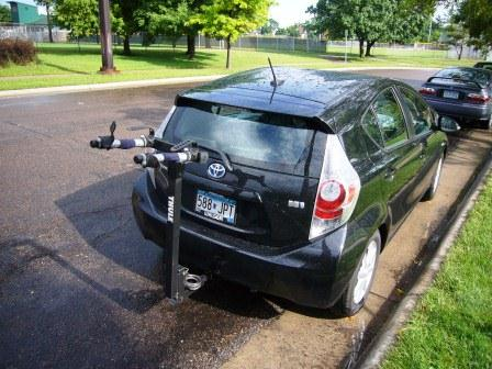 Prius C Trailer Hitch And Bike Rack Priuschat