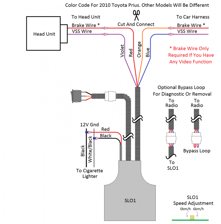 2011 prius stereo wiring diagram