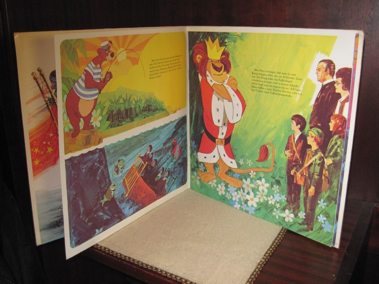 Küche 70er Bedknobs And Broomsticks Collect And Rare