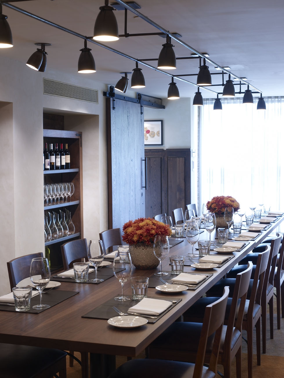 Italian Wine Private Dining Rooms Of New York City