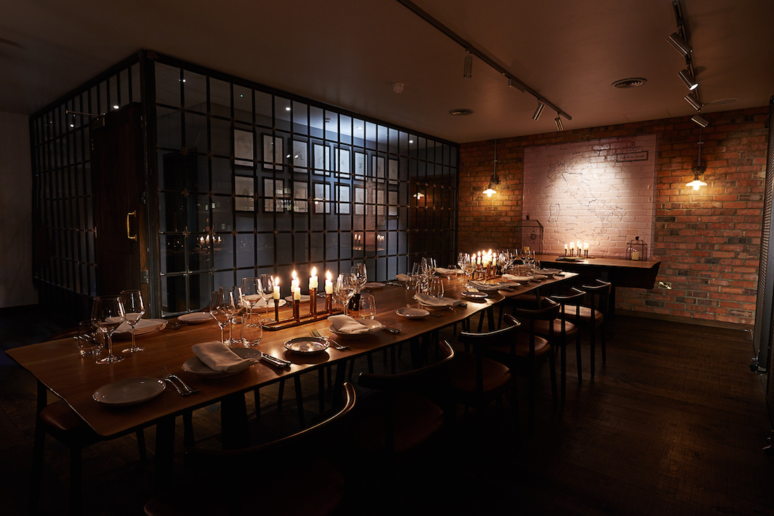 Spitalfields Restaurants Luxury Private Dining Party Rooms In Spitalfields