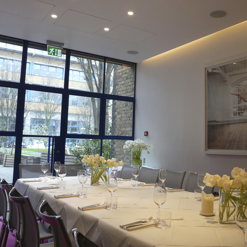 Luxury Private Dining Rooms At The River Cafe