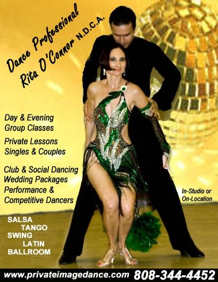Professional Latin Dance