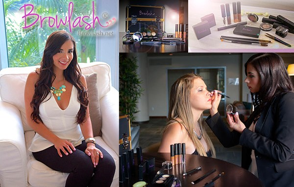Founder Ana Botero a master of her trade, Browlash!!
