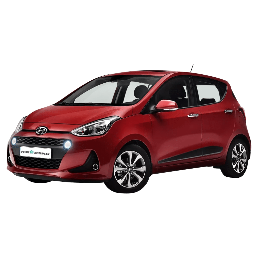 Private Lease Hyundai Hyundai I10 Private Lease Vergelijker