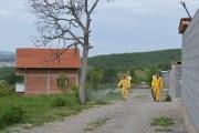 Në Malishevë vazhdon dezinsektimi i zonave endemike