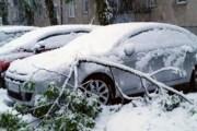 Sllovenia e bllokuar nga bora